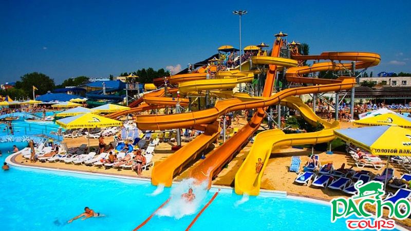 AQUAPARK WATER PLANET