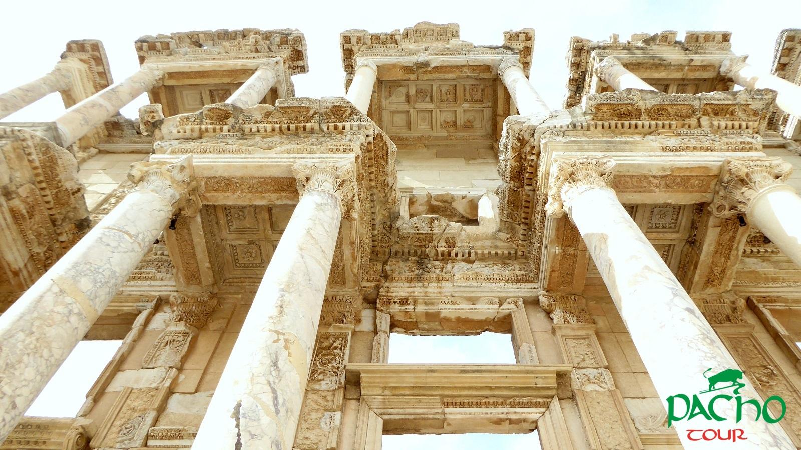 EPHESUS + PAMUKKALE  (2 DAYS)