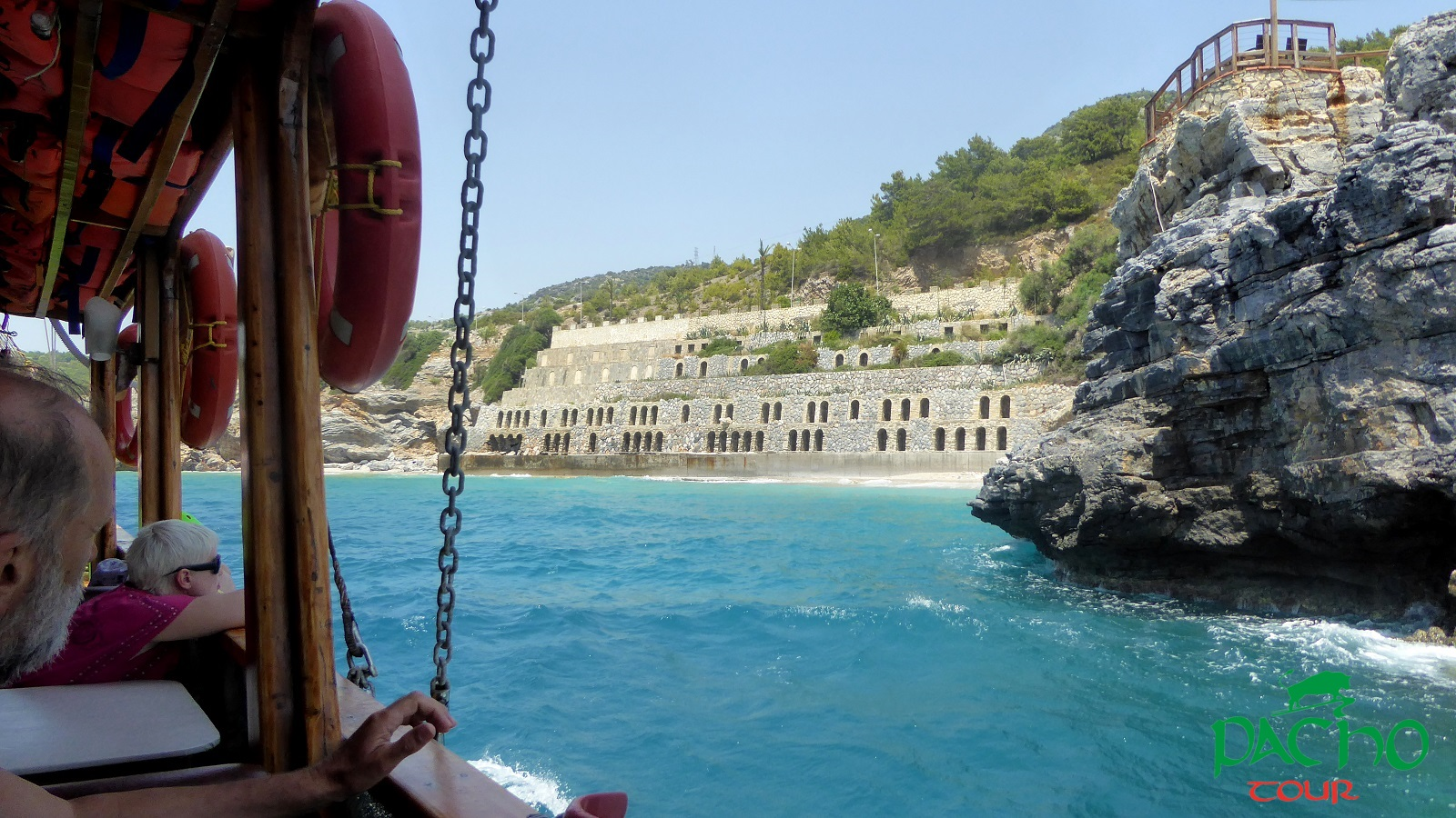 BİG KRAL BOAT TOUR TO ALANYA